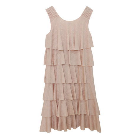 Zapara Layered Soft Jersey Dress