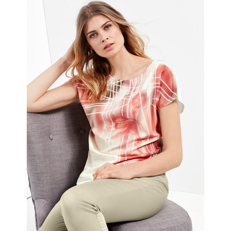Gerry Weber 1/2-LENGTH SLEEVE TOP WITH DROPPED SHOULDERS