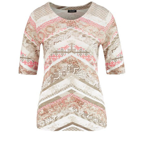 Gerry Weber PANELLED TOP WITH 1/2-LENGTH SLEEVES
