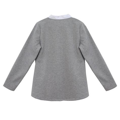 Twist 2 in 1 Metal Mix Sweatshirt