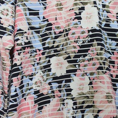 Twist 2 in 1 Digital Stripe Top