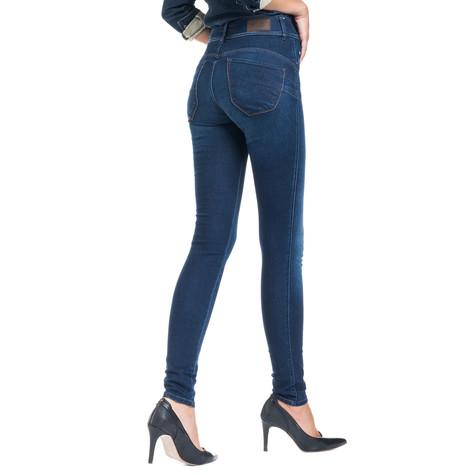 Salsa Jeans SECRET PUSH IN SKINNY JEANS WITH EMANA DENIM