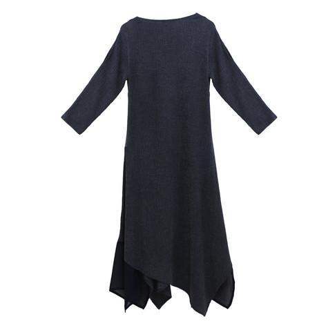 SophieB Long Soft Crinkle Dress