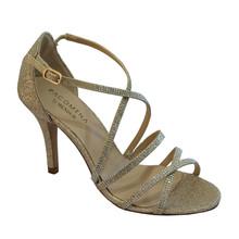 Pacomena Stone Strappy Heels