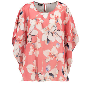Gerry Weber Floral Poncho Blouse