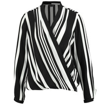 Gerry Weber LONG SLEEVE BLOUSE WITH A WRAP EFFECT