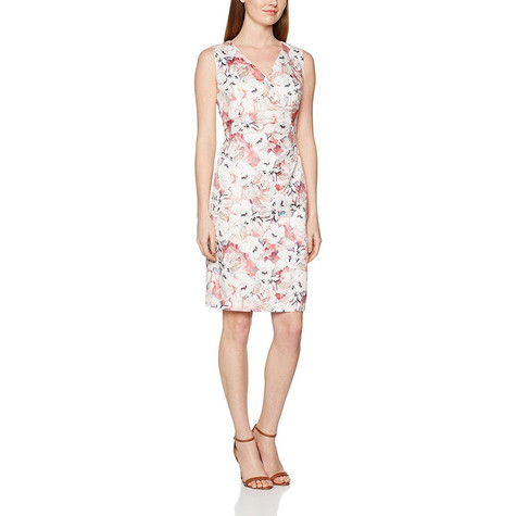 Gerry Weber Vestito Donna Floral V-neck Sleeveless dress