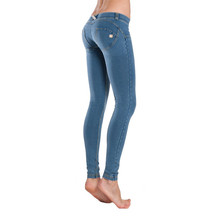 Freddy Jeans LIGHT WASH DENIM MID-RISE