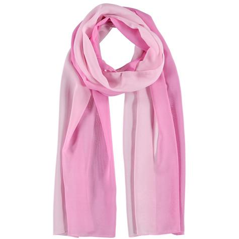 Passigatti Pink Two Tone Chiffon Scarf