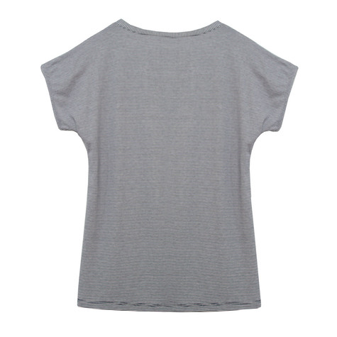 SophieB Abstract Over Sized Top