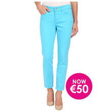 NYDJ Clarrissa Ankle Light Blue Jeans - Was €129.99 NOW €50