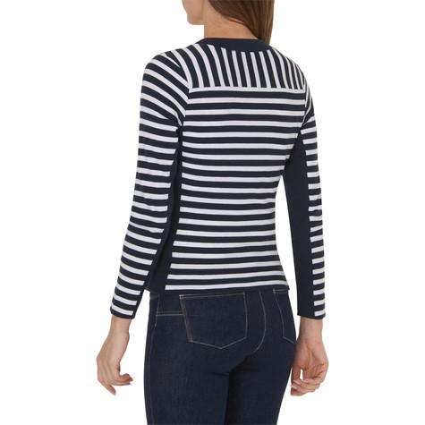 Betty Barclay Striped Cotton Jacket