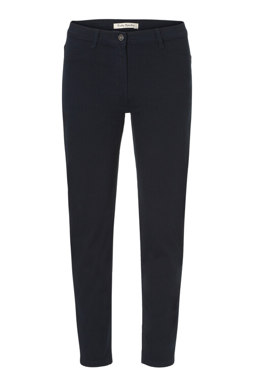 Betty Barclay Navy Plain Trousers