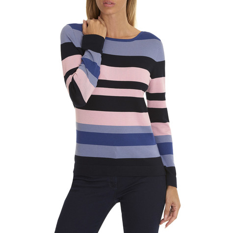Betty Barclay Stripe Knitted Pullover