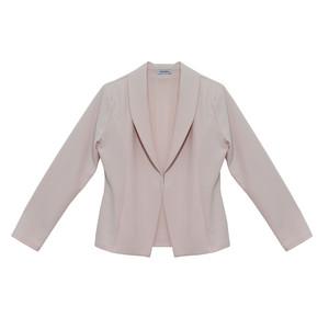 Zapara Soft Pink Dallas Blazer