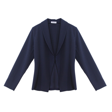 Zapara Navy Dallas Blazer