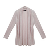 SophieB Pink Easy Drape Metallic Knit