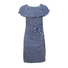 Zapara Barbot Spot Dress