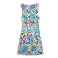 Ronni Nicole Paisley Floral Print Dress - NOW €45 -
