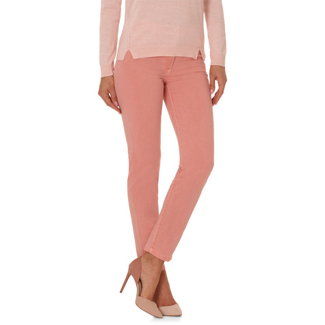 Betty Barclay Peach Pink Trousers
