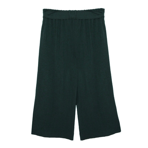 SophieB Khaki Wide Leg Trousers