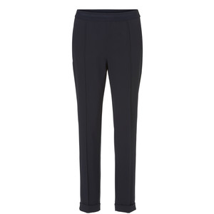 Betty Barclay Elasticated Navy Trousers