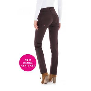 Salsa Jeans SLIM HIGH WAIST SECRET PUSH IN