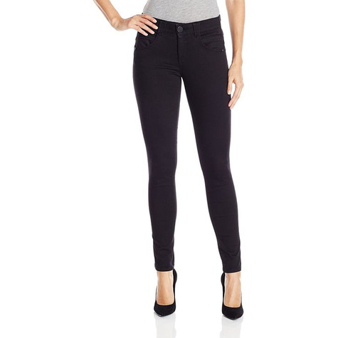 Democracy Indigo Women's Ab Solution Booty Lift Jegging