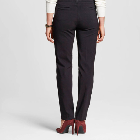 Zac and Rachel Women's Slim Black Trousers
