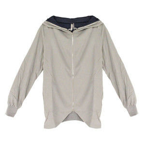 Stella Morgan Grey Zip Hoodie Jacket