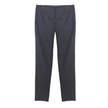 SophieB Grey Clean Cut Trousers