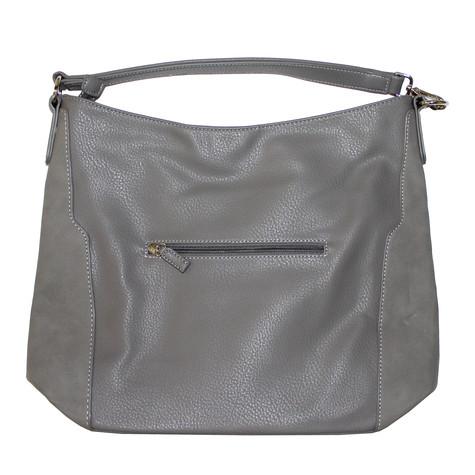 Dave Jones Dark Grey Slough Handbag