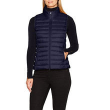 Betty Barclay Navy Women Outdoor Activity Vests