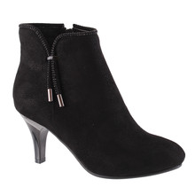 Susst Black Shimmer Boot