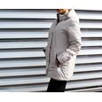 Gerry Weber Windproof Long Beige Winter Coat