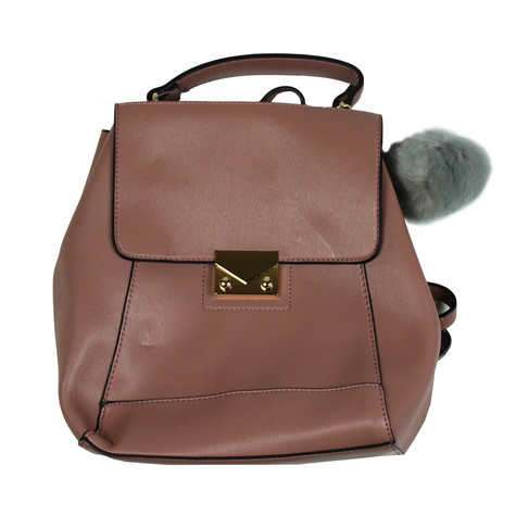 Mimosa Rose Pink Accessory Back Pack