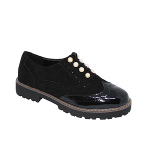 Tony & Co. BLACK PEARL DETAIL BROGUE - SALE €20