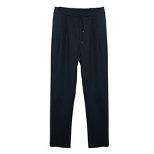 SophieB Navy Drawstring Trousers