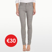 NYDJ ALINA LEGGING ORNATE PAISLEY PRINT - NOW €30