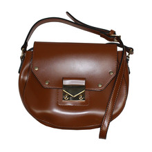 Mimosa Whiskey Chloe Style Gold Clasp Bag