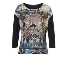 Betty Barclay Pattern Graphic Print Top