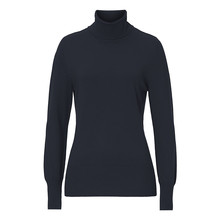 Betty Barclay Navy Long Sleeve Turtle Neck