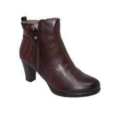 Patrizio Como Lago Oak Toned Heel Boot