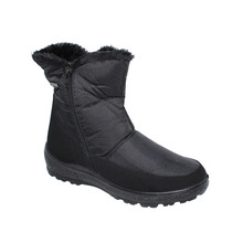 Antonio Dolfi Black Waterproof Boot