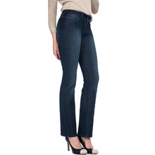 NYDJ Straight in blue premium denim