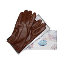 Something Special Tan Leather Gloves