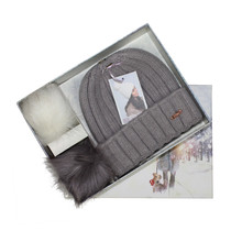 Something Special Mink Mix & Match Bobble Hat