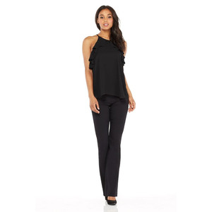 London Times Black Maren Top