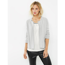 Gerry Weber Cardigan with a jacquard texture