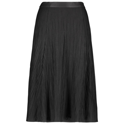 Gerry Weber Pleated skirt in a midi length